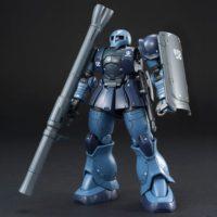 HG MS-05 ザクI (黒い三連星機)[TheORIGIN]