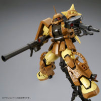 MG 1/100 MS-06R-1A マサヤ・ナカガワ専用ザクII 公式画像7