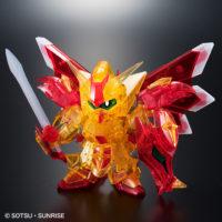 LEGEND BB ガンダムベース東京限定 騎士スペリオルドラゴン(クリアカラー) 公式画像1