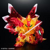LEGEND BB ガンダムベース東京限定 騎士スペリオルドラゴン(クリアカラー) 公式画像4