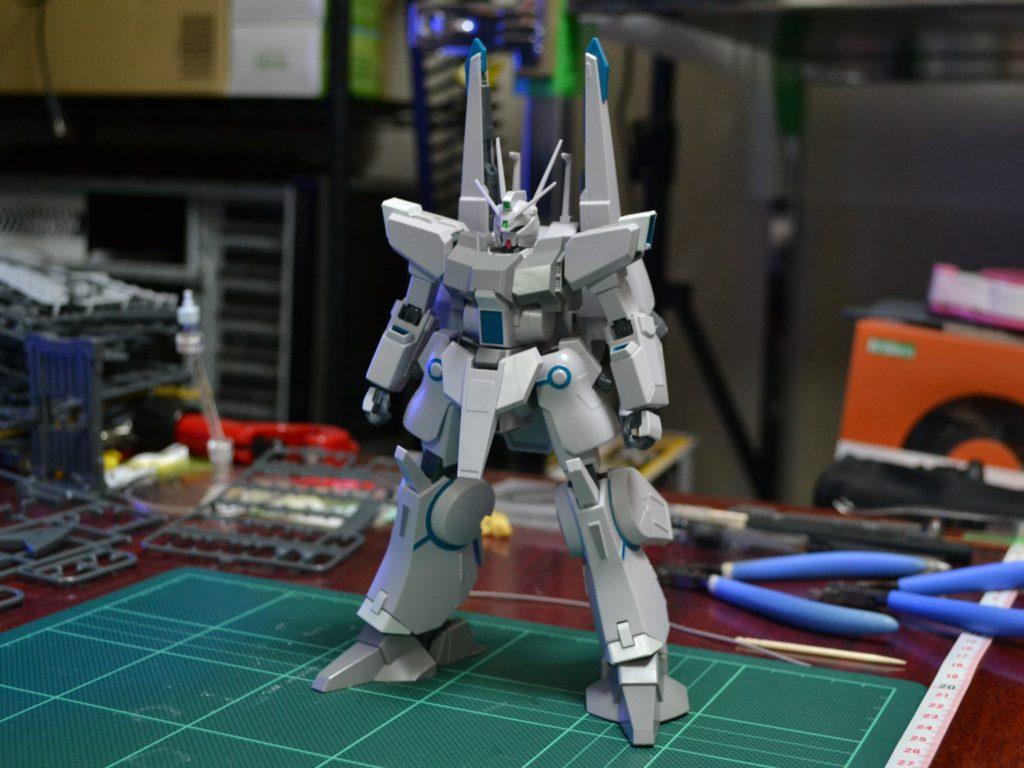 HGUC 1/144 ARX-014 シルヴァ・バレト 正面