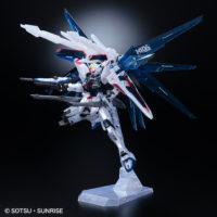 MG 1/100 ガンダムベース東京限定 フリーダムガンダムVer.2.0(クリアカラー) 公式画像3