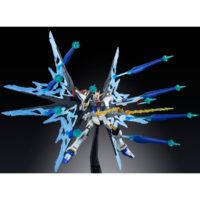 HGCE 1/144 ストライクフリーダムガンダム 光の翼DXエディション 公式画像3