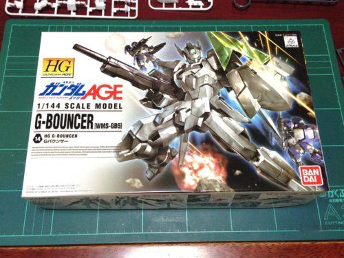 HG 1/144 WMS-GB5 Gバウンサー