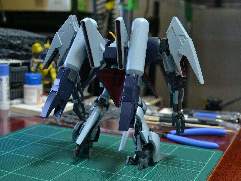 HGUC 1/144 RX-160S バイアラン・カスタム 背面