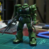 HG 1/144 MS-06 ザクII C型/C-5型[TheORIGIN]
