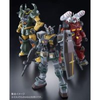 HGUC 1/144 REVIVE グフ(21stCENTURY REALTYPE Ver.) 公式画像10