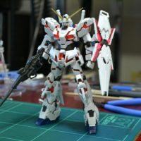 RG 1/144 RX-0 ユニコーンガンダム
