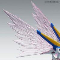 "MG 1/100 V2ガンダム Ver.Ka用 拡張エフェクトユニット ""光の翼"" 公式画像7"