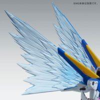 "MG 1/100 V2ガンダム Ver.Ka用 拡張エフェクトユニット ""光の翼"" 公式画像8"