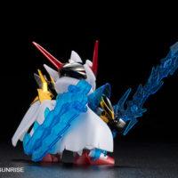 LEGENDBB 魔竜剣士ゼロガンダム メタリックVer. 公式画像2