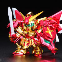 LEGENDBB 騎士スペリオルドラゴン 超メタリックVer. 公式画像1