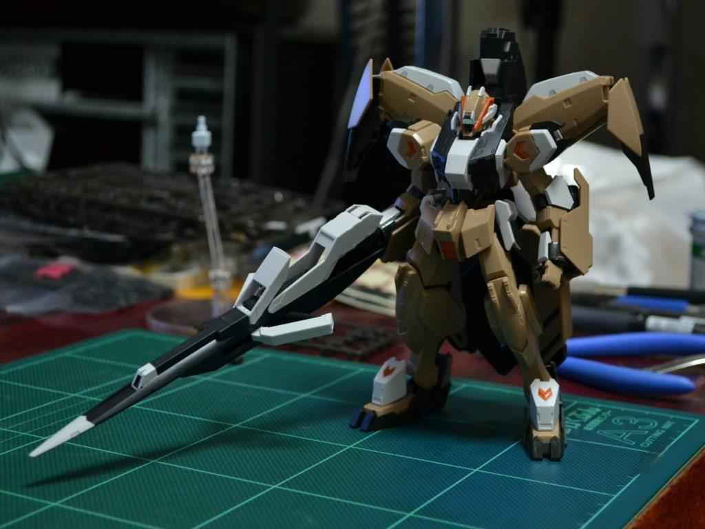 HG 1/144 鉄華団コンプリートセット 正面