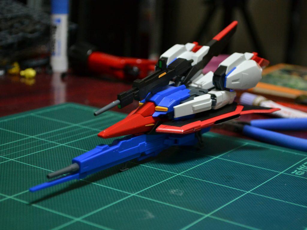 HGUC 1/144 MSZ-006 ゼータガンダム 正面