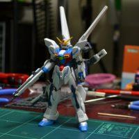 HGBF 1/144 ガンダムX魔王