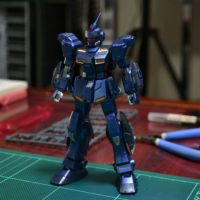 HGUC 1/144 RX-80PR ペイルライダー Limited Metallic Ver. [PALE RIDER]