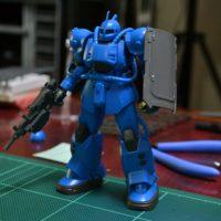 HG 1/144 MS-04 ブグ(ランバ・ラル機) [BUGU(RAMBA RAL)]