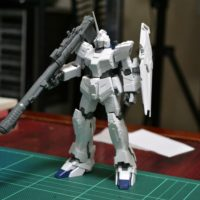 HGUC 1/144 RX-0 ユニコーンガンダム(ユニコーンモード)