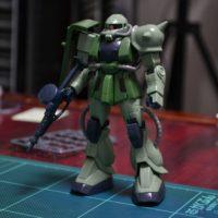 HG 1/144 MS-06J ザクII