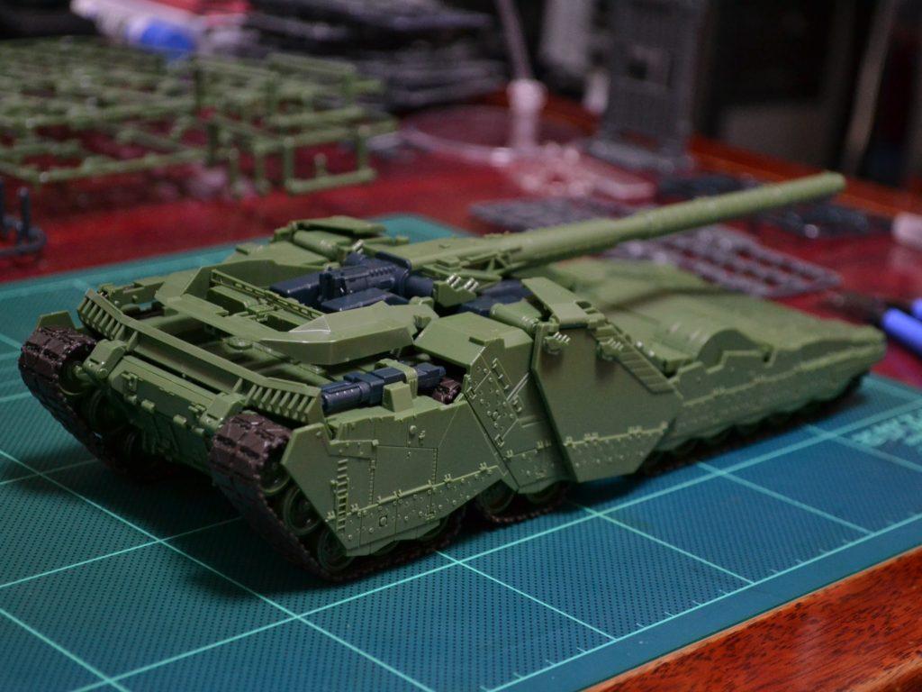 EX 1/144 YMT-05 ヒルドルブ [HILDOLFR] 背面