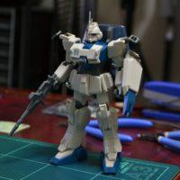 HG 1/144 RX-79[G] ガンダムEz8(イージーエイト) 素組画像