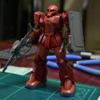 HG 1/144 MS-05 ザクI(シャア・アズナブル機)[TheORIGIN]
