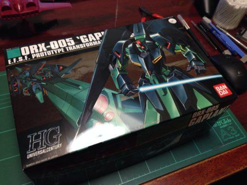 HGUC 1/144 ORX-005 ギャプラン