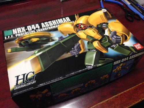 HGUC 1/144 NRX-044 アッシマー
