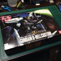 HG 1/144 XXXG-01D2 ガンダムデスサイズヘルカスタム[GUNDAM D-HELL CUSTAM]