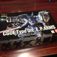 HG 1/144 YFX-200 シグーディープアームズ[CGUE Type D.E.E.P.ARMS]
