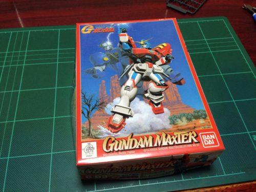 旧キット 1/144 GF13-006NA ガンダムマックスター