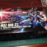 HGUC 1/144 MSZ-008 ZII