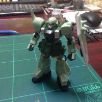 HG 1/144 ZGMF-1000 ザクウォーリア