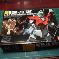 HGUC 1/144 RGM-79 ジム
