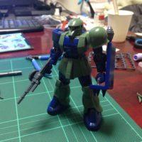 HGUC 1/144 MS-05B ザクI
