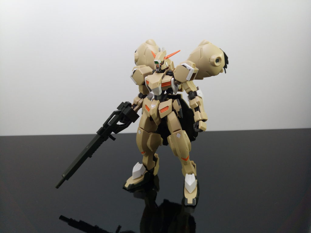 HG 1/144 ガンダムグシオンリベイク [GUNDAM GUSION REBAKE]