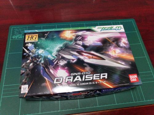 HG 1/144 GNR-010 オーライザー