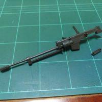 HG 1/144 鉄血のオルフェンズ月鋼MSオプションセット(対物ライフル・ハイパーバンカーシールドセット)