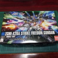 HGCE 1/144 REVIVE ZGMF-X20A ストライクフリーダムガンダム [STRIKE FREEDOM GUNDAM]