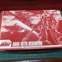 HGUC 1/144 AMX-107R リバウ [REBAWOO]