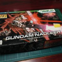 HG 1/144 GN-004 ガンダムナドレ