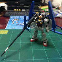 HGUC 1/144 FXA-05D+RX-178 スーパーガンダム