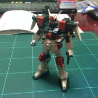 HG 1/144 GAT-X103 バスターガンダム