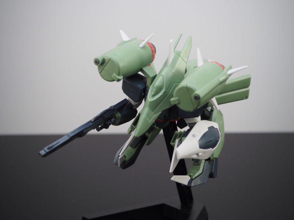 HG 1/144 ZGMF-X24S カオスガンダム 正面