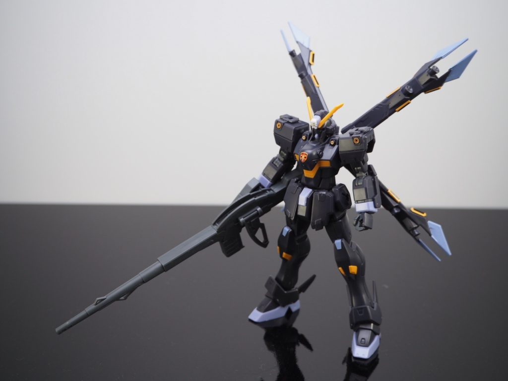 HGUC 1/144 XM-X2ex クロスボーン・ガンダムX2改 [CROSSBONE GUNDAM X2 KAI]
