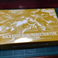HG 1/144 マックナイフ(量産機) [MACK KNIFE MASS PRODUCTION TYPE]