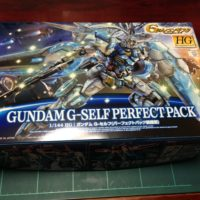 HG 1/144 G-セルフ (パーフェクトパック装備型) [GUNDAM G-SELF PERFECT PACK]