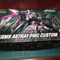 HG 1/144 PMC-1L アームズアストレイ PMCカスタム(レオンズ・グレイブス専用機) [LEONS'S ARMS ASTRAY PMC CUSTOM]