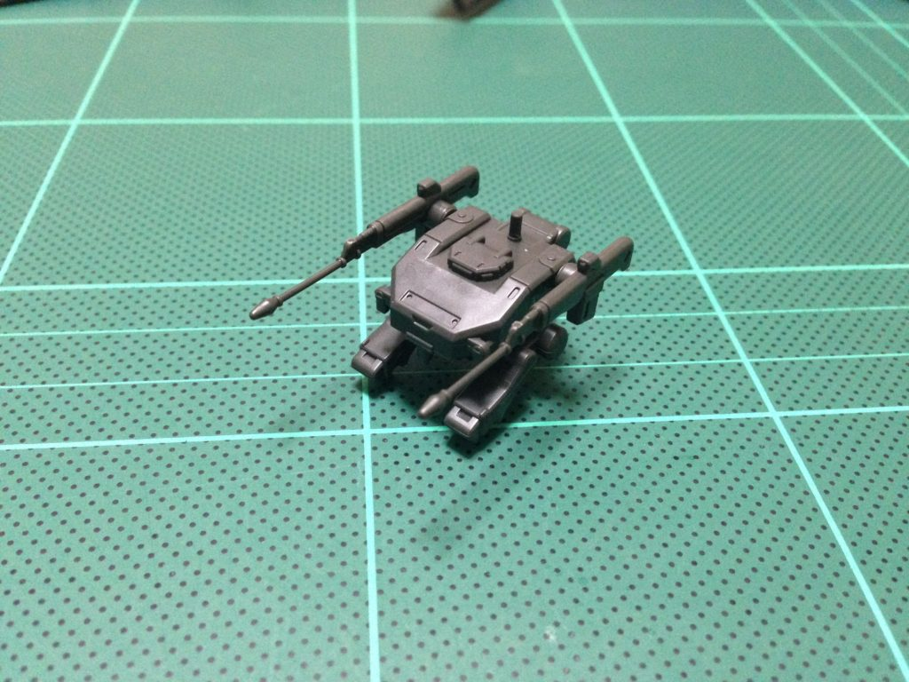 HG 1/144 MSオプションセット1&CGSモビルワーカー  [MOBILE SUIT OPTION SET 1 & CGS MOBILE WORKER] 正面