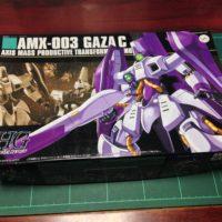 HGUC 1/144 AMX-003 ガザC(ハマーン・カーン専用機)